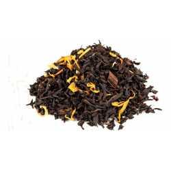 Chá de baunilha
