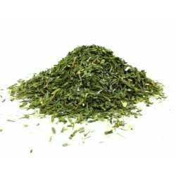 Chive leaf