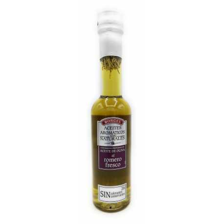 Aromatic oil with fried garlic Borges