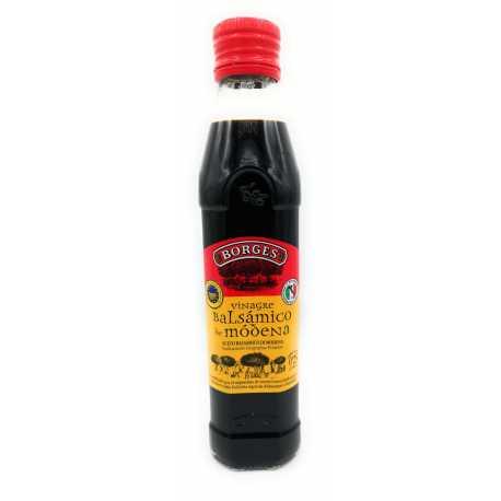Vinagre Balsámico de Módena - Botella de Vidrio de 250 Mililitros