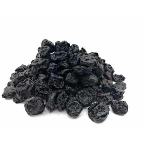 Black blueberries