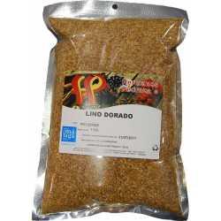 Lin grillé graines