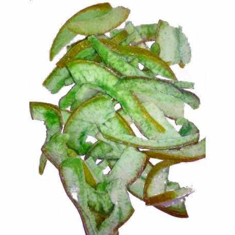 Pomelo deshidratado verde slices